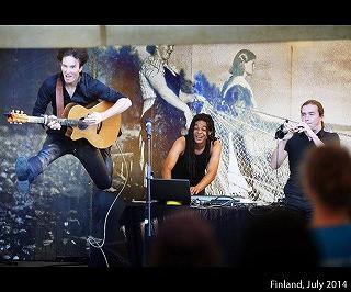 MOHIKAN FAMILY'S | オフィシャルブログ | セルティックミュージックフェスティバル出演者紹介!PLANTEC!