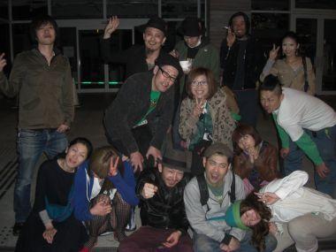 MOHIKAN FAMILY'S | オフィシャルブログ | 昨日のワイルドローバー大阪!