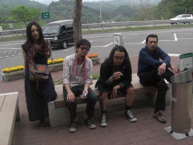 MOHIKAN FAMILY'S | オフィシャルブログ | 初島根のライブは最高でした!