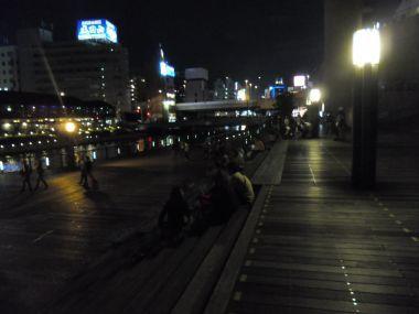 MOHIKAN FAMILY'S | オフィシャルブログ | Finch 1st Anniversary presents 「お舟で宴!」feat.堀江音楽祭