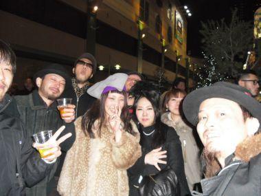 MOHIKAN FAMILY'S | オフィシャルブログ | 今年最後のライブ、Advent Calender終わりました!