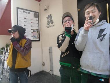 MOHIKAN FAMILY'S | オフィシャルブログ | ワイルドローバー2012終了!