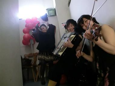MOHIKAN FAMILY'S | オフィシャルブログ | MOHIKAN NIGHT 終了!感激!