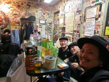 MOHIKAN FAMILY'S | オフィシャルブログ | Drink'em All 10th Anniversary FINALイベント終了!!