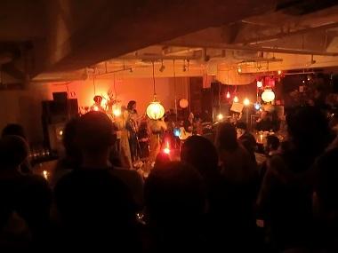 MOHIKAN FAMILY'S | オフィシャルブログ | bar muszeにてcrunk party!! vol.2に遊びに行ってきました!