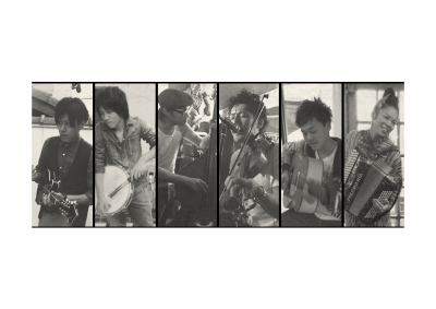 MOHIKAN FAMILY'S | オフィシャルブログ | セルティックミュージックフェスティバルのバンド紹介!Revili'o