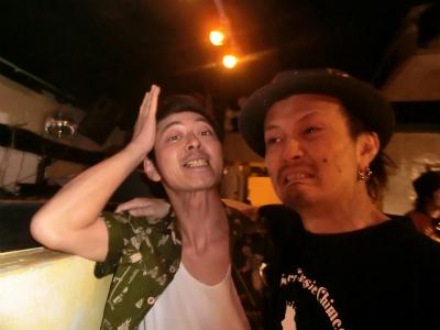 MOHIKAN FAMILY'S | オフィシャルブログ | スタンプアウト大阪の模様!