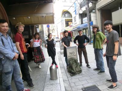 MOHIKAN FAMILY'S   オフィシャルブログ   Bellows Lovers Night vol.13 in Kobeの模様!