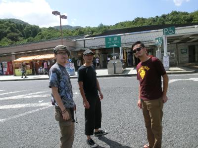 MOHIKAN FAMILY'S | オフィシャルブログ | 湯郷温泉での夜