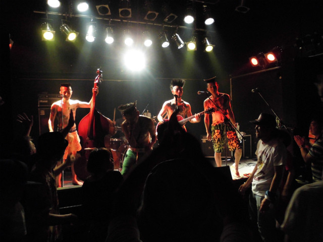 MOHIKAN FAMILY'S | オフィシャルブログ | 宝さがしの夜、最高でした!