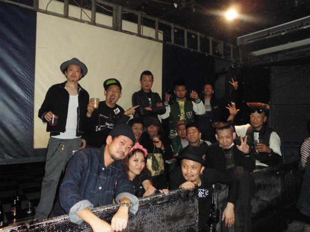 MOHIKAN FAMILY'S | オフィシャルブログ | ラスティックジャンボリー2017の夜
