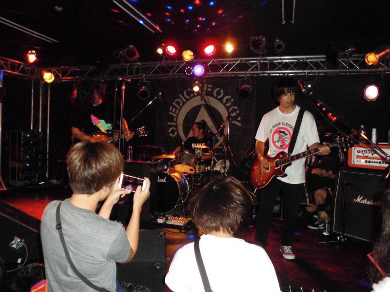 MOHIKAN FAMILY'S | オフィシャルブログ | 島根、松江B1でオールディックフォギーの夜!