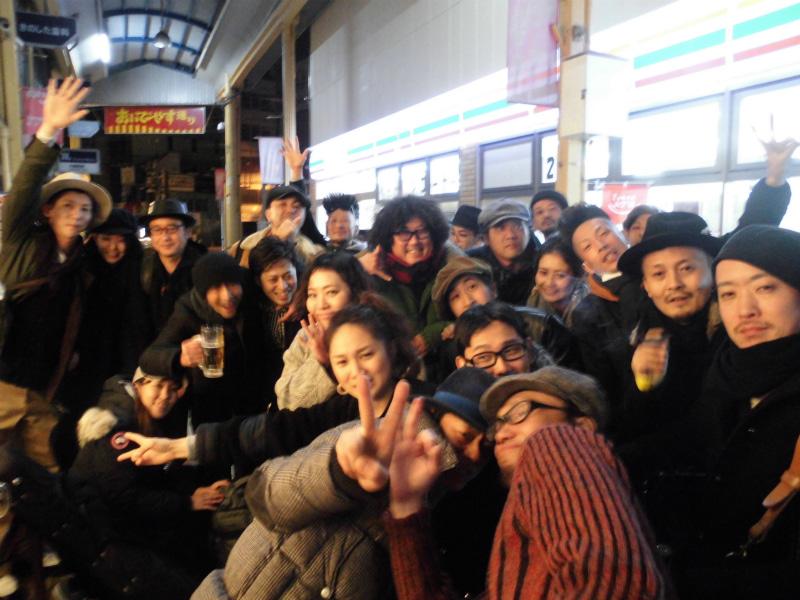 MOHIKAN FAMILY'S | オフィシャルブログ | モヒカンツアーファイナルの夜!