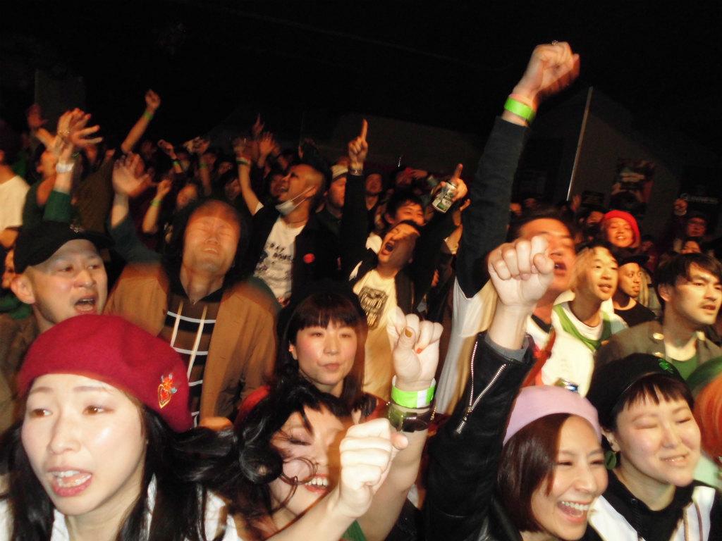 MOHIKAN FAMILY'S | オフィシャルブログ | ワイルドローバー2018の夜!