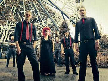 MOHIKAN FAMILY'S/モヒカンファミリーズ | Diablo Swing Orchestra