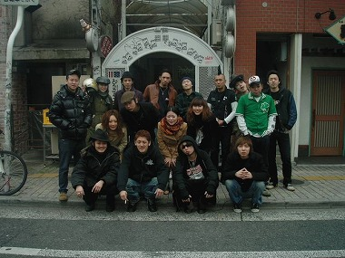 MOHIKAN FAMILY'S | オフィシャルブログ | ROLLING MY LIFE vol.3 & This Is Paddy Beat~Far East St. Patrick's Day in Osaka