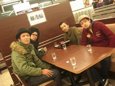 MOHIKAN FAMILY'S/モヒカンファミリーズ | ラスティックストンプ2009新宿ロフト!