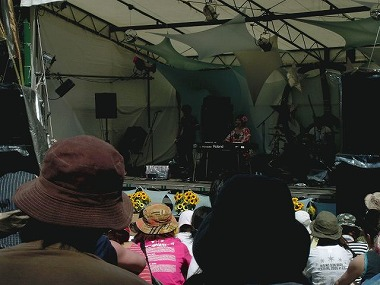 MOHIKAN FAMILY'S | オフィシャルブログ | フジロックフェスティバル06!!