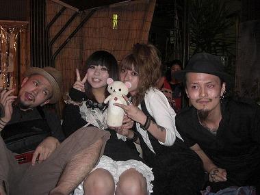 MOHIKAN FAMILY'S   オフィシャルブログ   今週末もやばかった☆