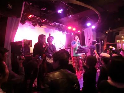 MOHIKAN FAMILY'S | オフィシャルブログ | 怒濤な東京のパーティー!
