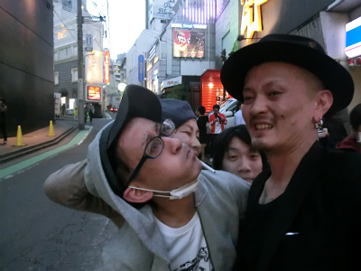 MOHIKAN FAMILY'S   オフィシャルブログ   ワイルドローバー2015の模様!