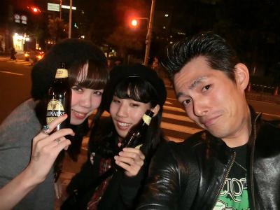 OSAKA HELL'S CIRCUS 2015の夜!