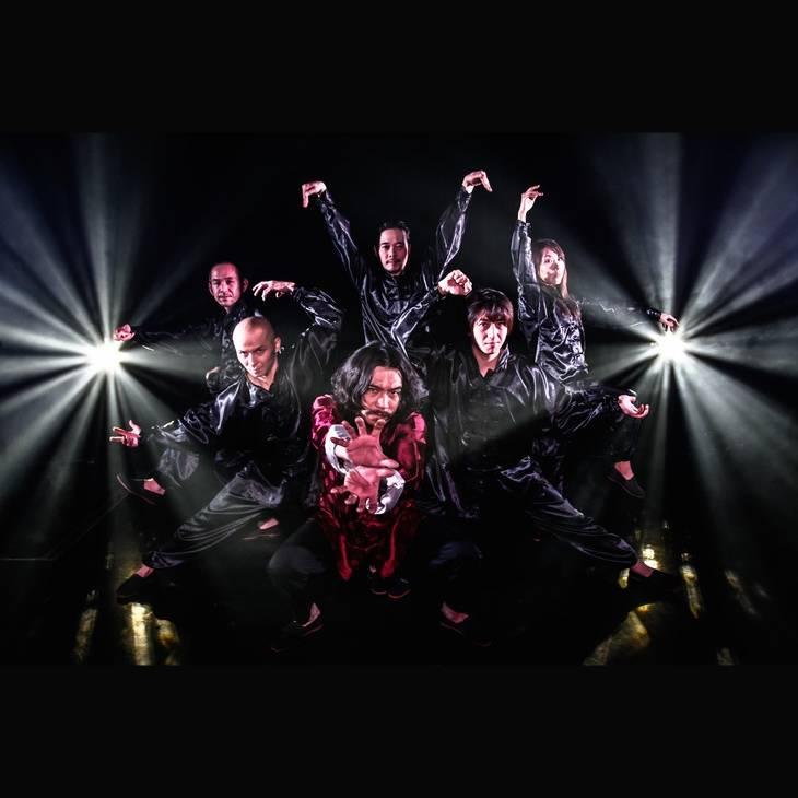 「OLEDICKFOGGY / Gerato TOUR 2018」京都 MUSE