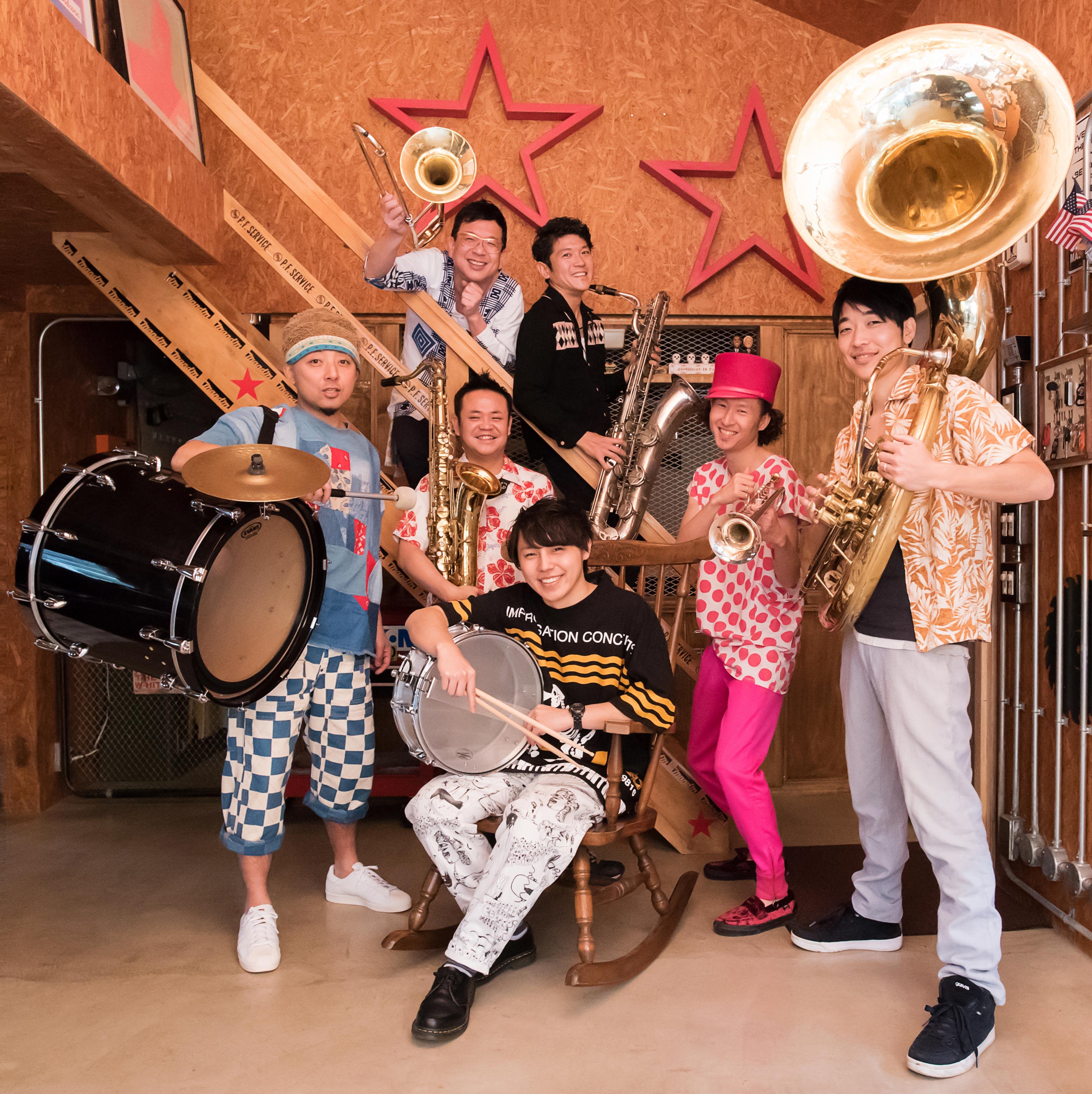 Black Bottom Brass Band/ブラック・ボトム・ブラス・バンド