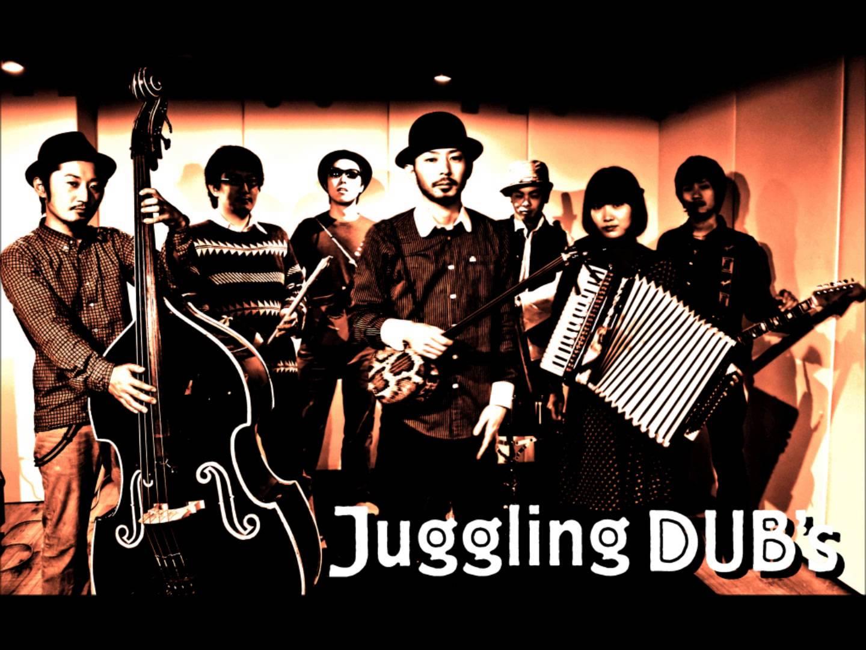 JUGGLING DUB'S/ジャグリングダブス