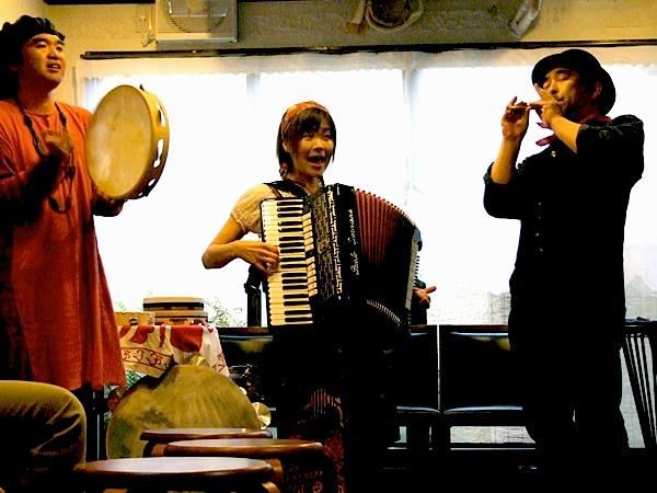 Tarantella Band ODERICO/タランテッラバンドオデリコ