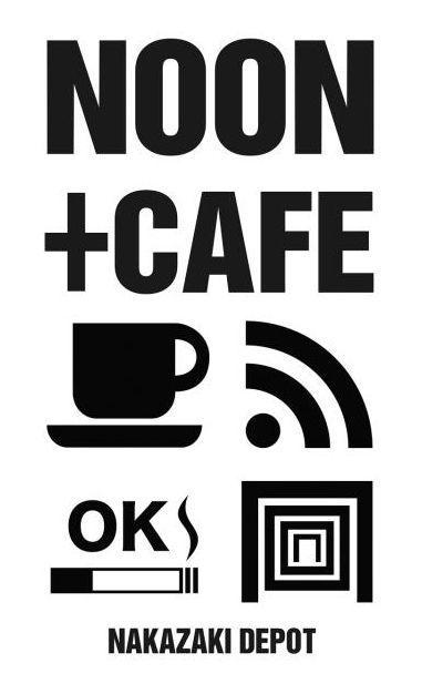 NOON + CAFE NAKAZAKI DEPOT