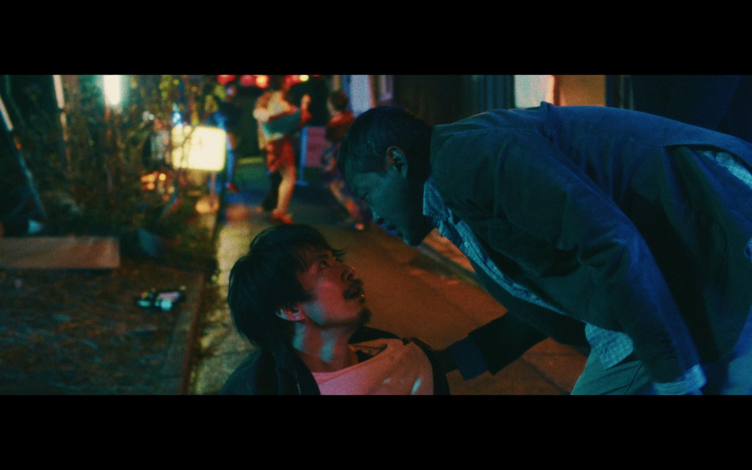短編映画「苦界」