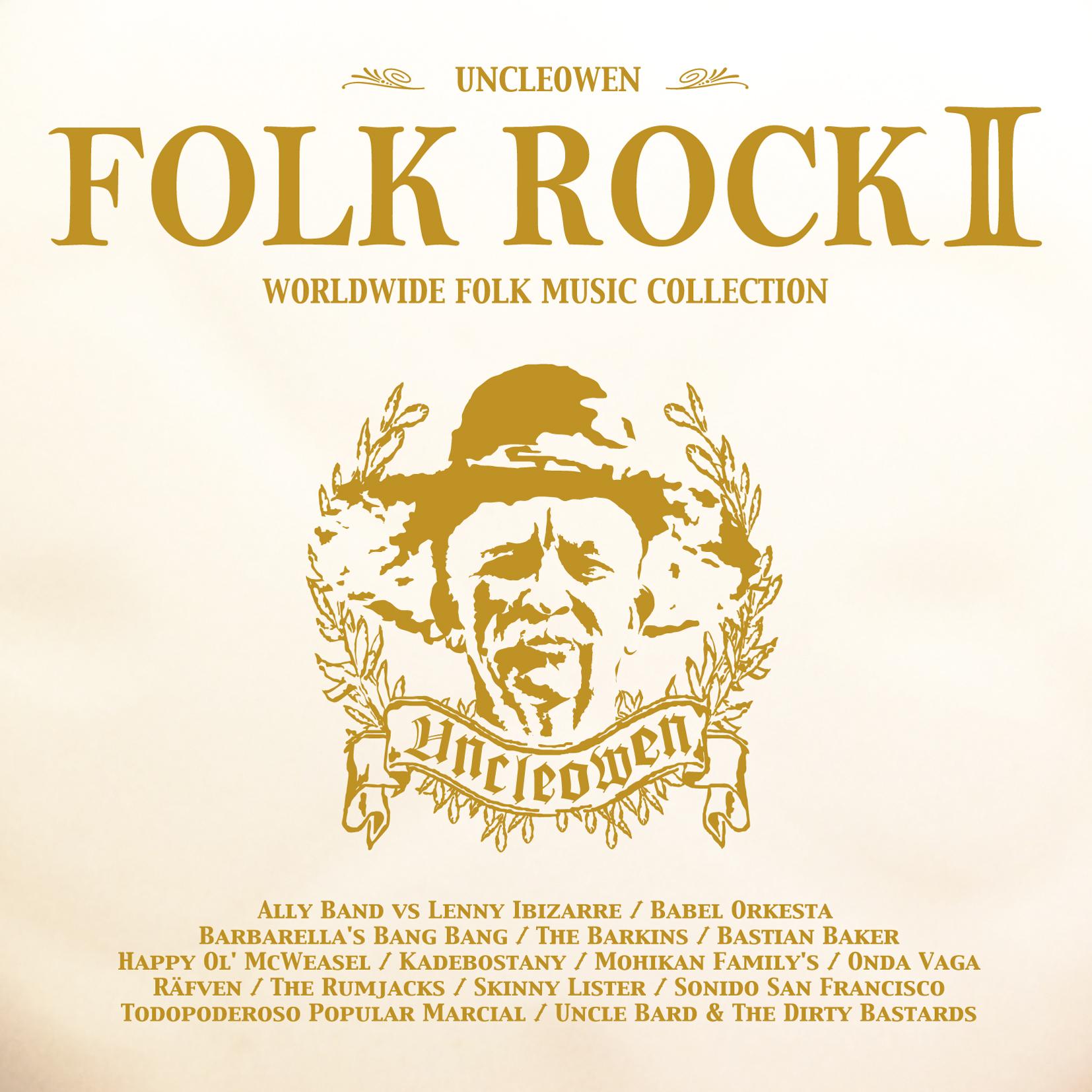 V.A. FOLK ROCK 2