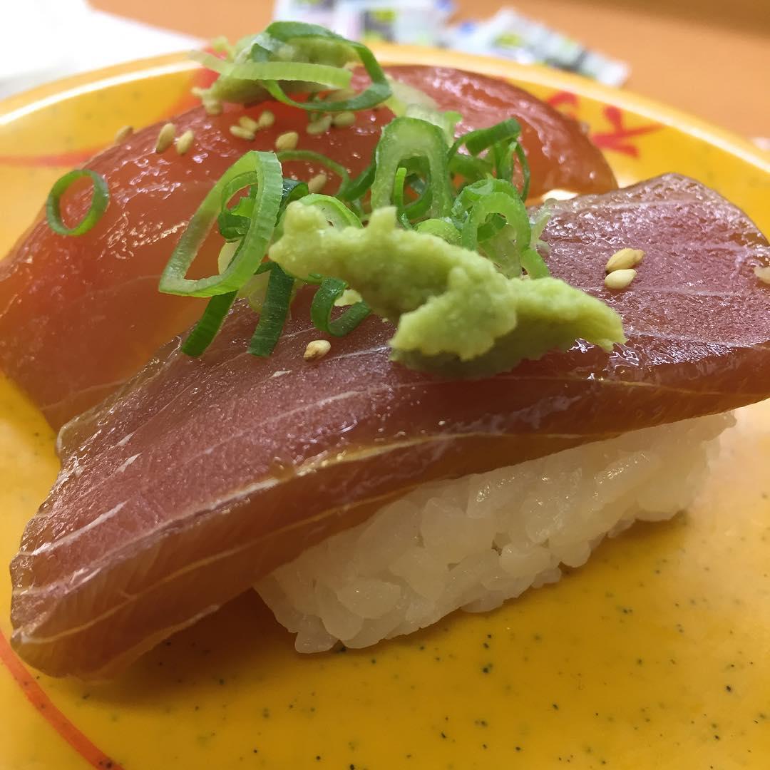 <br /> 寿司食うで!#寿司<br />