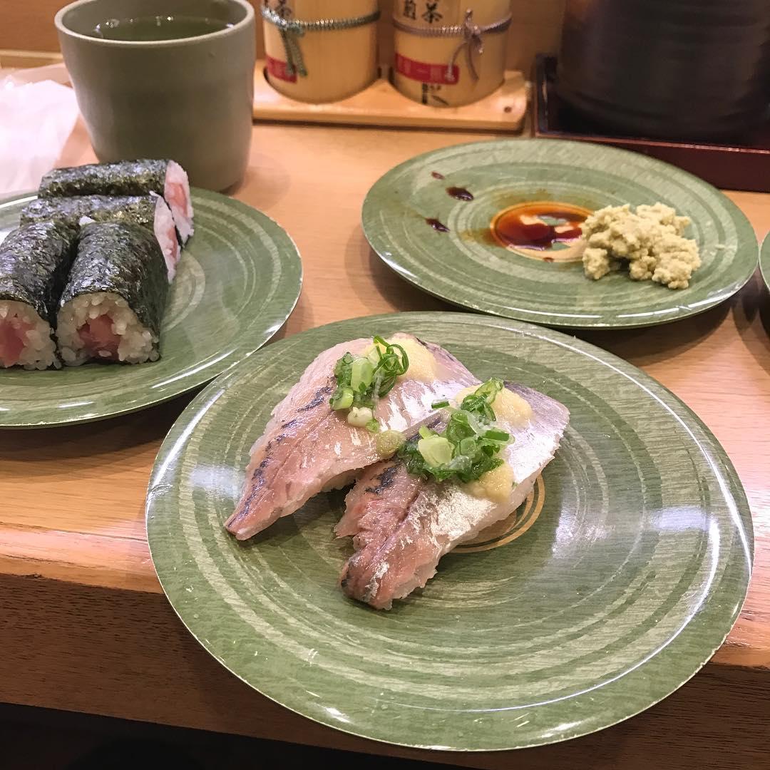 <br /> どうしても寿司が食べたかったんや!#寿司<br />