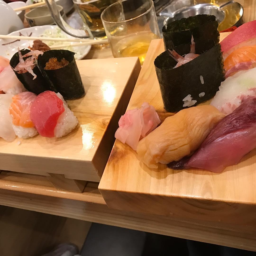 <br /> 寿司来た🍣 #寿司<br />