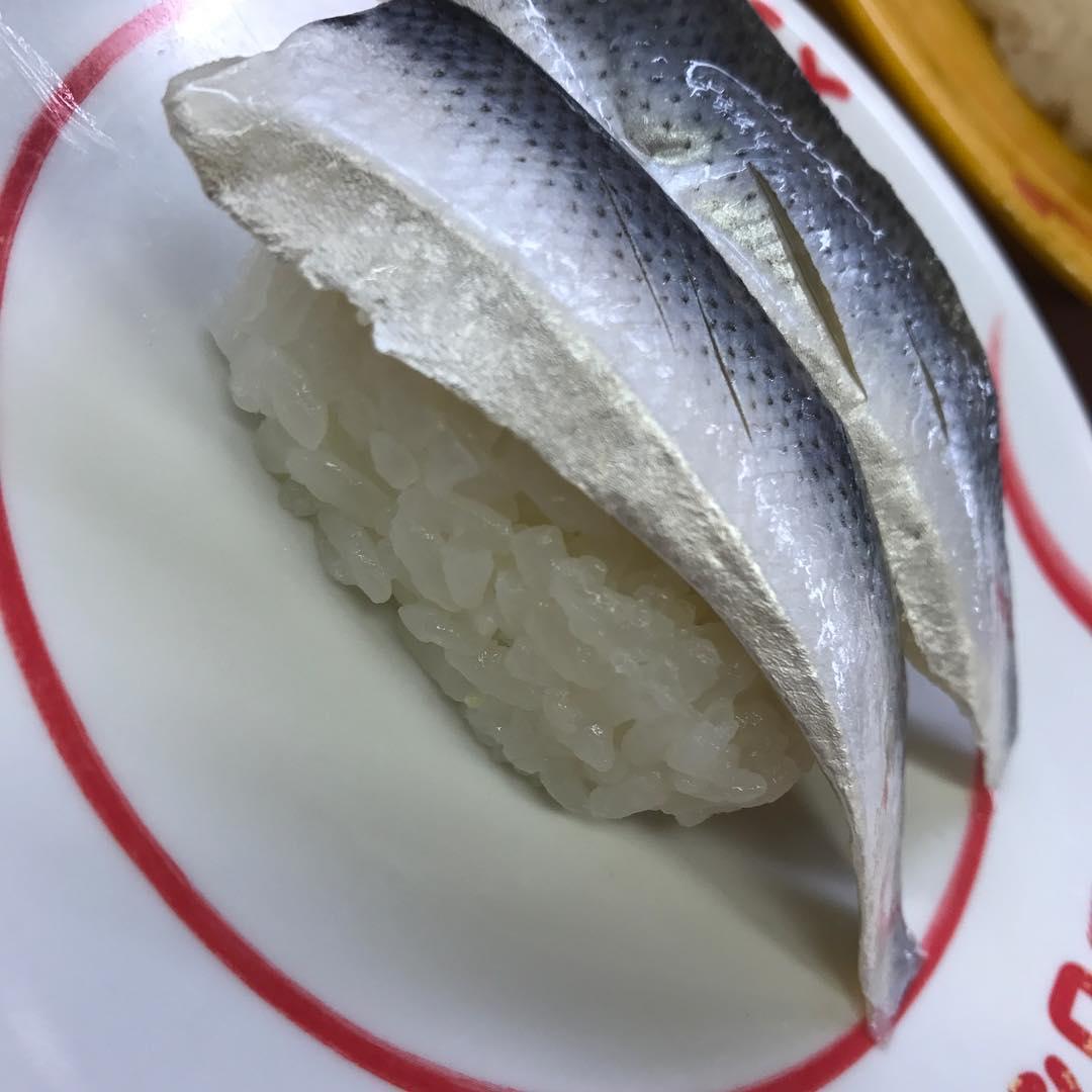 今日は今年最後のアイリッシュセッションなので寿司🍣 ダブリンベイですよ🍣 #寿司