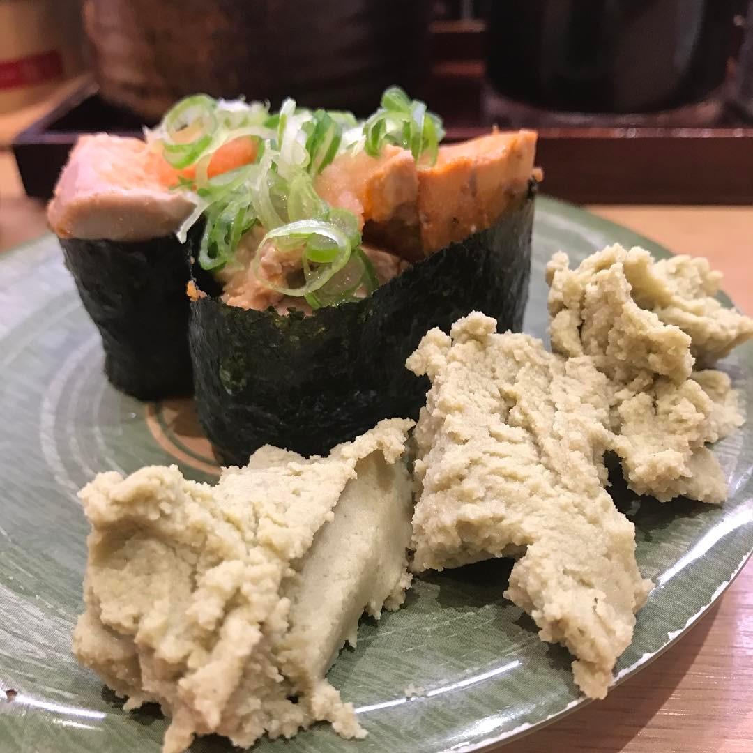 <br /> je veux manger des sushis:-) #寿司<br />