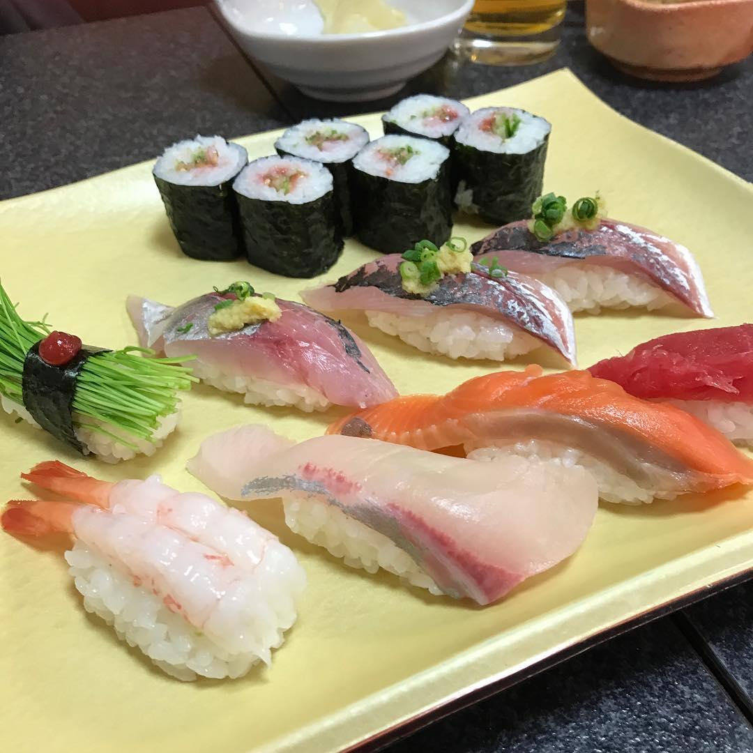 <br /> 高円寺のお寿司🍣<br />