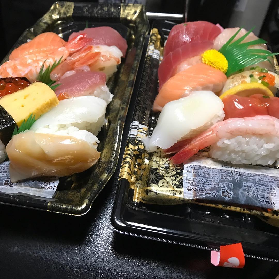 <br /> バズハウスでお寿司🍣 #寿司<br />