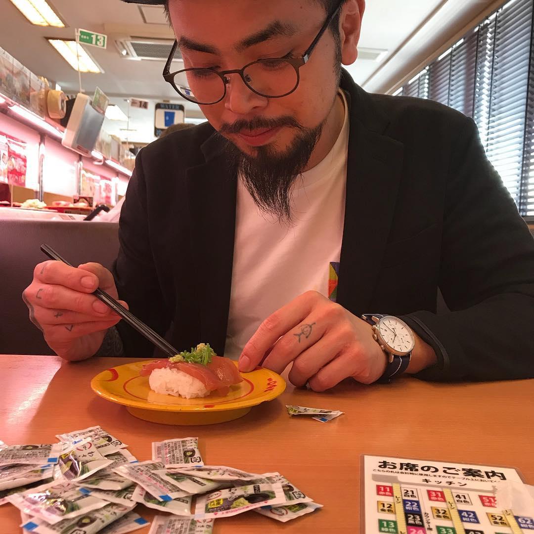 <br /> ジョーとお寿司のリベンジ🍣<br />