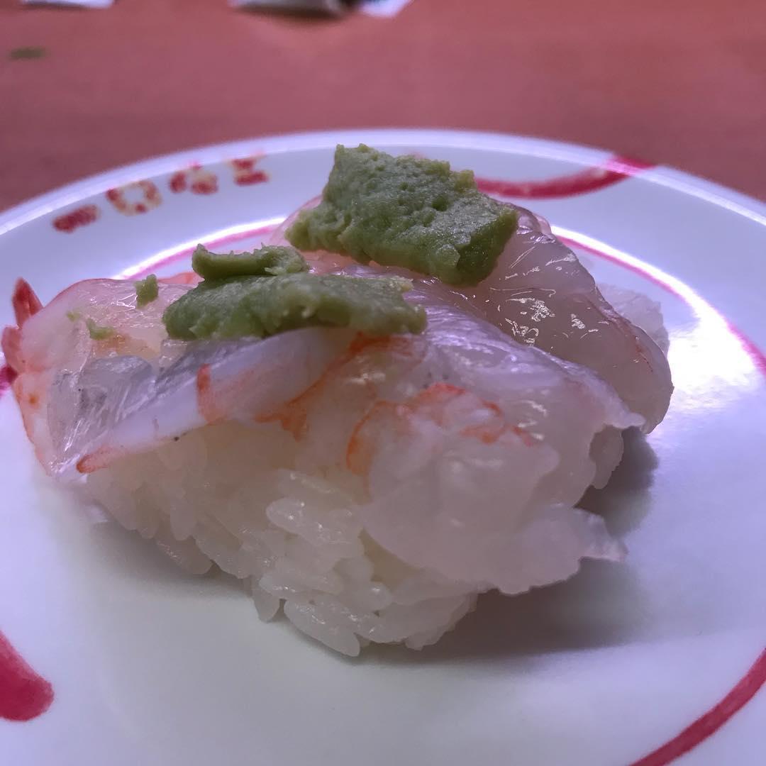 <br /> 気がつけばお寿司に来てました🍣<br />