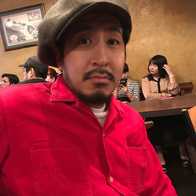 大阪エムオールも来たヨ🍺