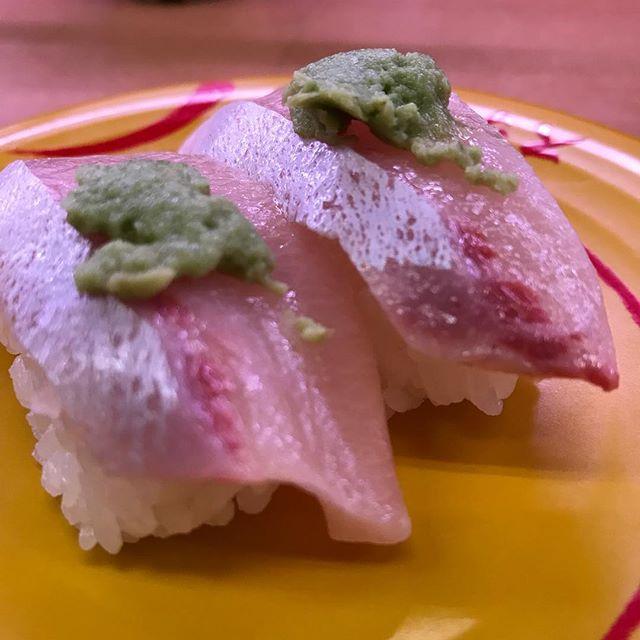 朝5時まで働いたご褒美の寿司🍣🍣