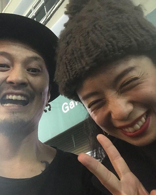 昨日のラブソファー、最高でした🍺 ミドリのマルの2人にも会えたし、俊美さんとも会えました!そして大阪のみんなにも会えました🍺ローマンとマイも最後に会えました!明後日ブルターニュに飛び立つらしいです。また乾杯しましょう🍻