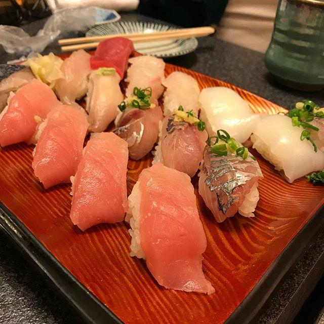 とりあえず、歌舞伎町でお寿司🍣#寿司