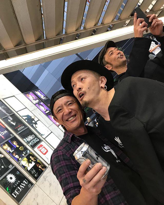 無事大阪に着きました! ビッグランブル最高でした!めっちゃビール飲みました🍺 ありがとうございました!