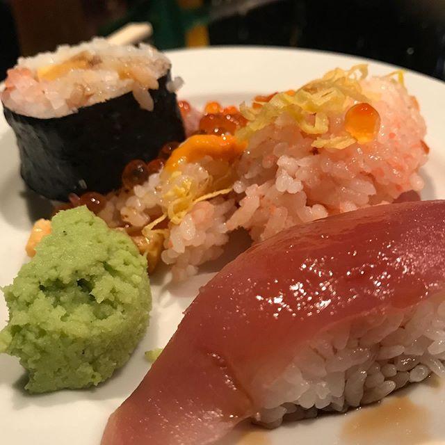 お寿司映え🍣