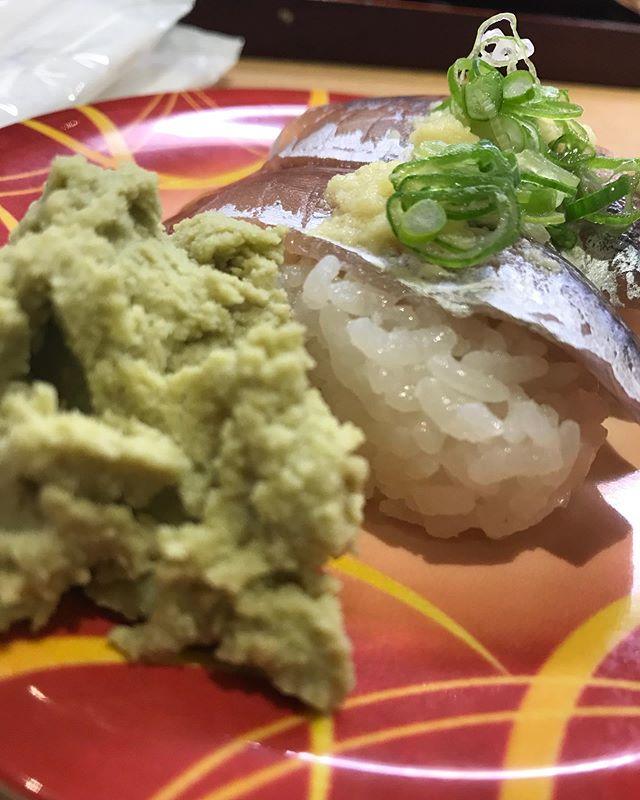 お寿司いただきまあす🍣🍣