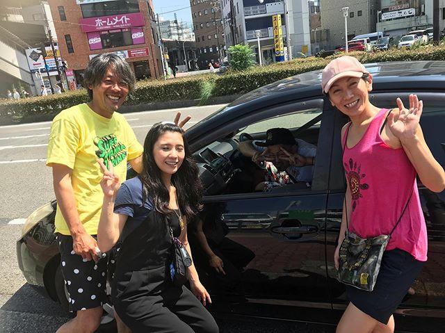 今から各駅停車に乗って大阪へ帰りマス! ありがとうございました😊 四日市の夜、宝さがしの夜、抜群でした🍺